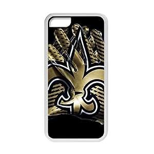 KKDTT new orleans saints gloves Hot sale Phone Case for iPhone 5C