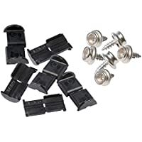 Windshield Male Snap Adapter (Set of 6) by Taylor Made Products