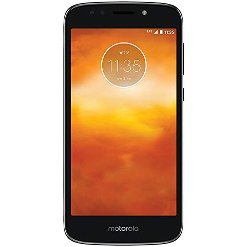 Verizon Wireless Prepaid - Motorola Moto E5 Play - 4G with 16GB Memory No-Contract Cell Phone