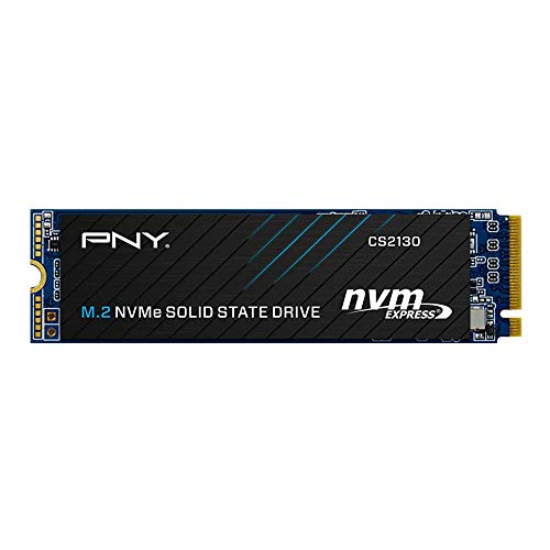 PNY CS2130 1TB M.2 PCIe NVMe Gen3 x4 Internal Solid State Drive (SSD), Read up to 3,500 - M280CS2130-1TB-RB