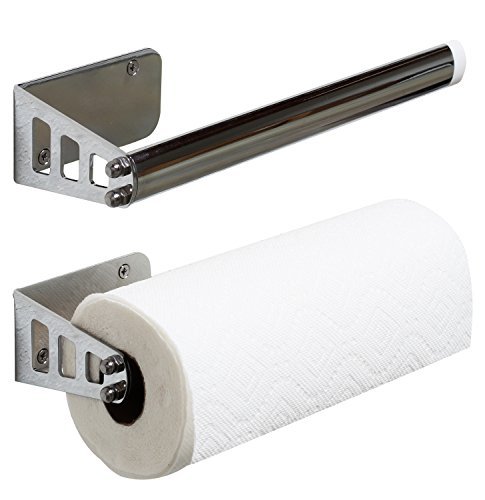 DecoBros Wall Mount Paper Towel Holder, ()