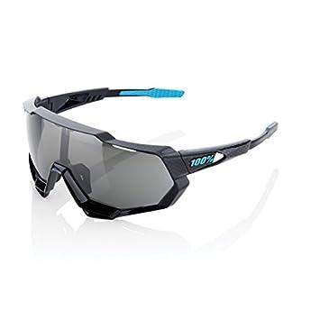 Inconnu 100% speedcoupe Sonnenbrille Unisex Erwachsene, schwarz