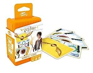 Shuffle 100243004 Harry Potter - Juego de Cartas: Amazon.es ...