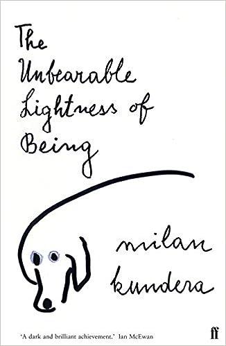 unbearable lightness of being
