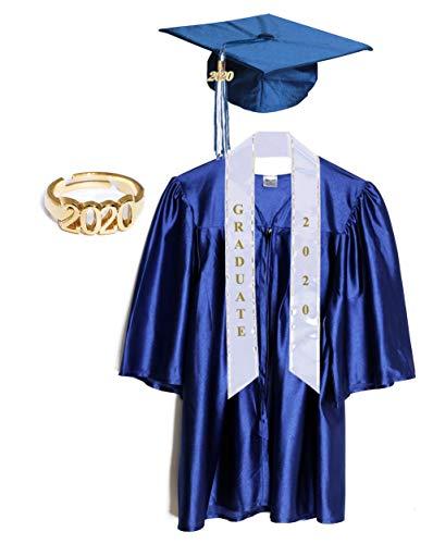 Child Graduation Cap Gown