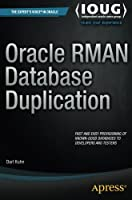 Oracle RMAN Database Duplication Front Cover