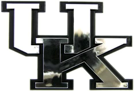 NCAA Kentucky Wildcats Chrome Auto Emblem