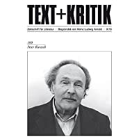 Peter Kurzeck (TEXT+KRITIK)