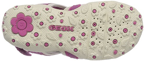 GEOX, JR SANDAL ROXANNE - Sandalias para niñas rosa - Pink (FUCHSIAC8002)
