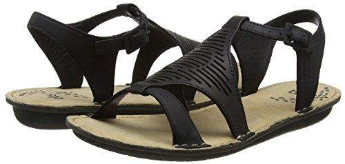 Tbs Sandales Ouvert noir Zaharia Noir Femme 004 Bout trwrC5q