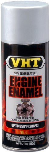 Aluminum Engine - VHT ESP995007 Engine Enamel Nu-Cast Aluminum Can - 11 oz.