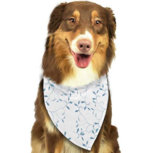 Cute Pet Cotton Bibs Scarfs,Dog Bandanas 27.55