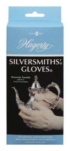 Hagerty Silversmith'S Gloves Unscented Boxed 0 Oz W.J. & Sons Ltd 15010