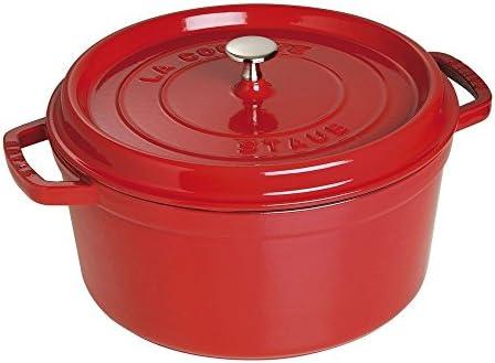 7-Qt. Round Dutch Oven Color Cherry