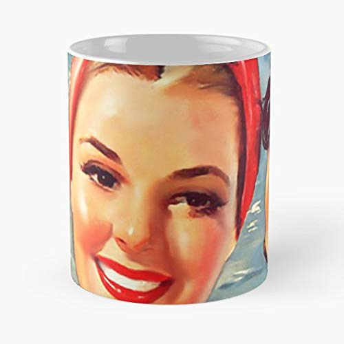 - Best Gift Coffee Mugs Unique Ceramic Novelty Cup -