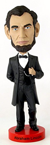 Royal Bobbles Abraham Lincoln Bobblehead ()