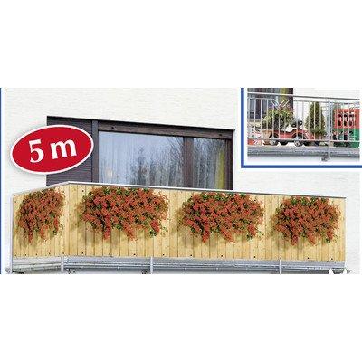 Wenko - Copertura per il balcone di gerani