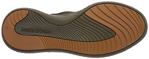Baskets Olive Homme Marc Sneaker Vert O'Polo 413 E8w8Fqa