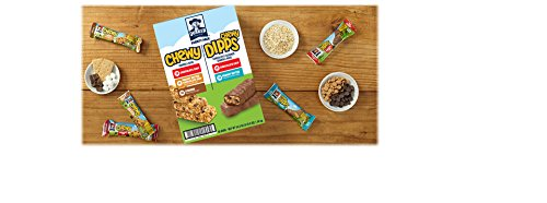 Quaker Chewy Granola Bars and Dipps