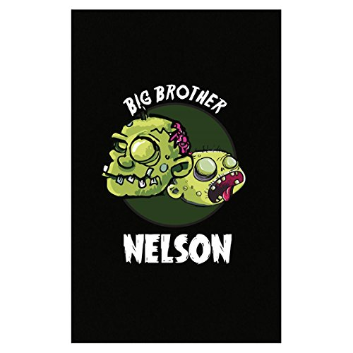 Prints Express Halloween Costume Nelson Big Brother Funny Boys Personalized Gift - Poster -