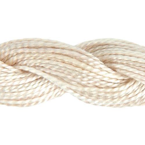 DMC 415 5-4150 Color Variations Pearl Cotton Thread, Size 5, 27-Yard, Desert Sand (Pearl 5 Thread Cotton)