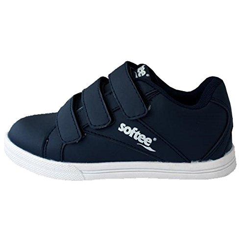 Softee - TRAFFIC - 70437 - Klassiche Schuhe - Jungen - Größe: 32 - Blau marino