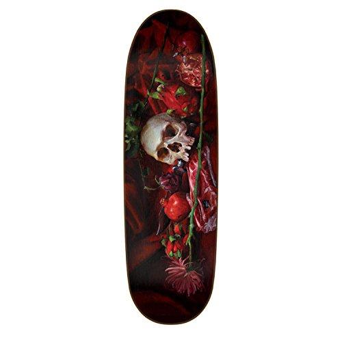 Creature Barber Vanitas Everslick 8.8in x 31.48in Skateboard Deck by Creature
