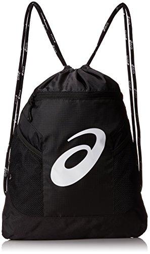 ASICS Sanction Cinch Sackpack, Black, One Size