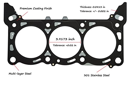V6 Mustang Engine - 5