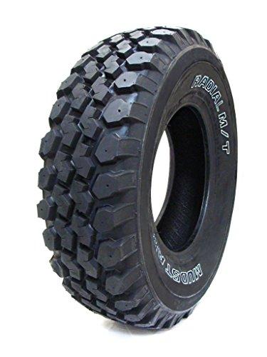 31x10.50-15 Nankang Mudstar Radial - 15 Tires In Mud