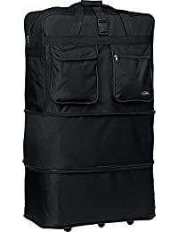 """""""TOP PACK"""" 30""""/36""""/40""""/ Rolling Wheeled SuitCase"""