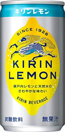 〔飲料〕キリンレモン 190ml缶 3ケース (1ケース30本入)(185・200)(KIRIN)キリンビバレッジ