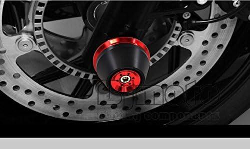 BJ Global Protection pour essieu avant de moto Ducati Diavel 2011 2015