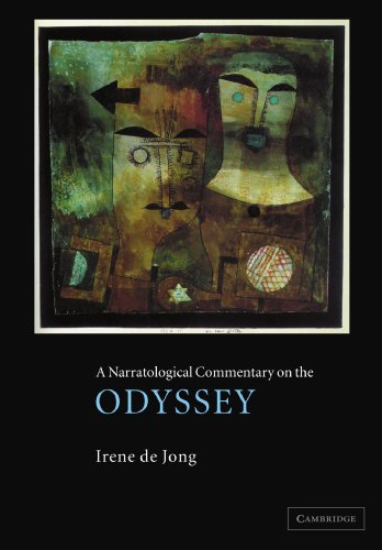 A Narratological Commentary on the Odyssey by Irene J F de Jong