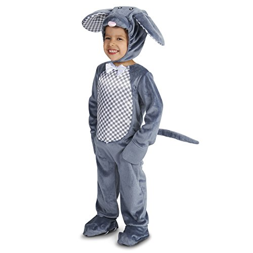 Mouse Toddler Dress Up Costume 2-4T -