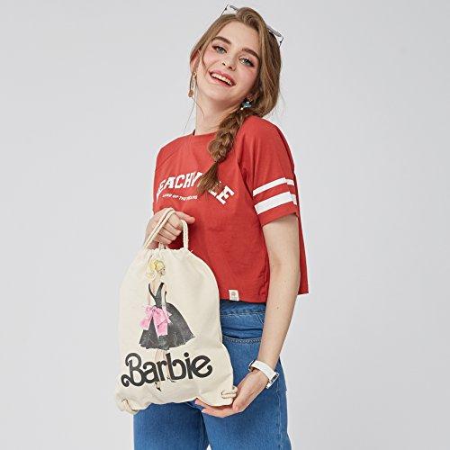 marrone Boloso Tracolla A Per 20 Borsa Elegante Stile Mano Barbie Le Ed Moderno Bbfb584 Donne FO4xYYqf