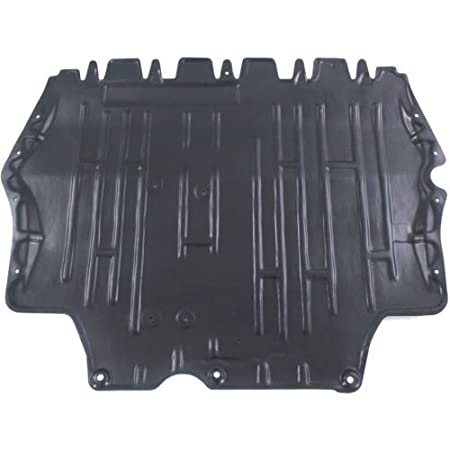 MAPM Front Car /& Truck Splash Guards /& Mud Flaps Plastic Engine under cover VW1228123 FOR 2011-2016 Volkswagen Jetta