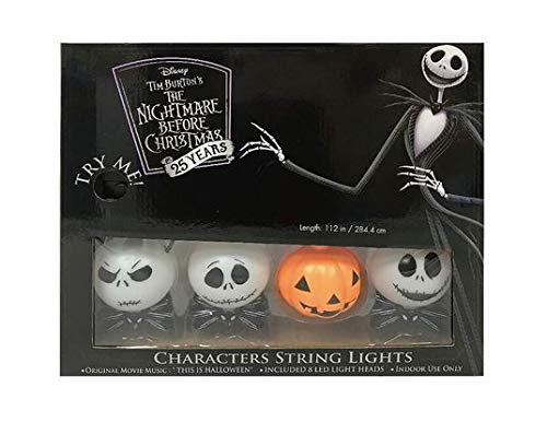 Disney Nightmare Before Christmas Character String Light ()
