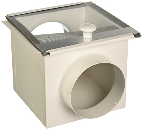 Atmosphere 9800416 ALT4 Secondary Lint Trap for Use with Dryer Booster Fans, 4