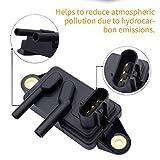 EGR Exhaust Gas Recirculation Pressure Feedback
