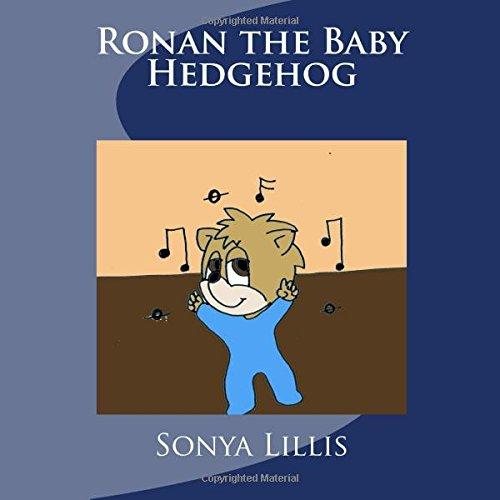 Ronan the Baby Hedgehog ebook