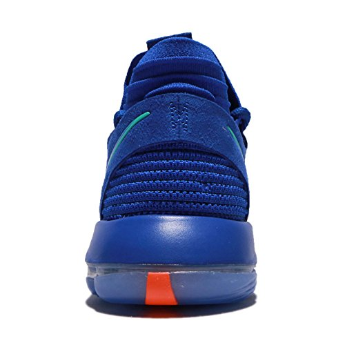 Nike Mens Zoom Kd10 Ep, Racer Blauw / Licht Menta-black Racer Blauw / Licht Menta-zwart