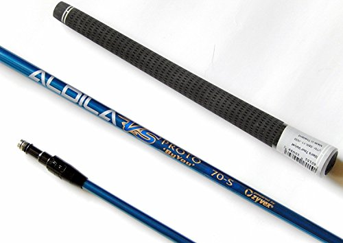 Aldila Golf Club Shafts - For Callaway NEW Aldila VS Proto 60 R/S/X Flex + Callaway Adapter Installed, Fits 2016 & 2015 Big Bertha, XR16 Driver (Stiff)