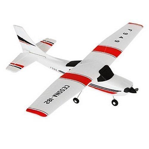 Wltoys F949 Cessna 182 2.4g 3ch Rc Airplane RTF