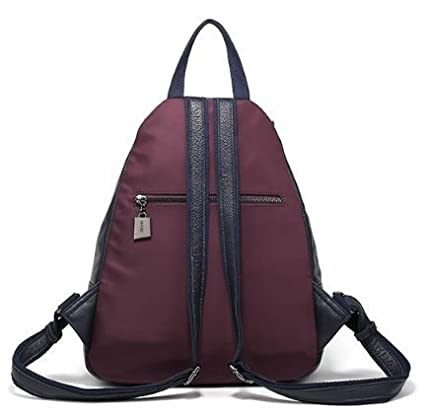 DACHUI Oxford cloth of wild game ladies pocket A backpack