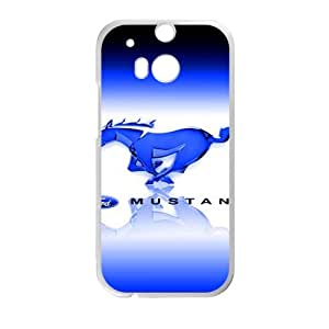 RHGGB Ford Mustang sign fashion cell phone case for HTC One M8
