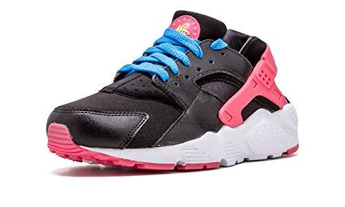 Entrainement Rose Running Pow Chaussures Nike GS Volt Huarache Run pink Fille Black Blue de Noir photo OqY4Xq