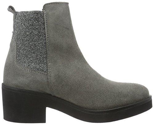 Bronx Law, Zapatillas de estar Por Casa Para Mujer Grau (grey 08)