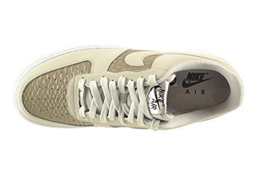 a17eb67cd2b8 Nike Air Force 1 Men s Shoes Light Ash Grey-White 488298-055 (12 D(M) US)