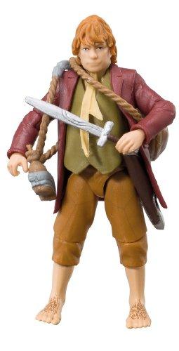 "The Hobbit Bilbo Baggins An Unexpected Journey 3.75"" Figure"